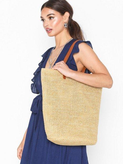 Billede af Pieces Pcbilana Shopper Stof- & canvastasker