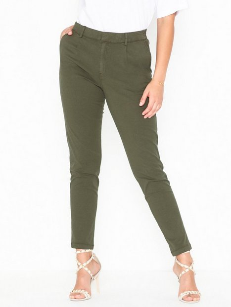 Billede af Noisy May Nmbrooklyn Nw Antifit Pants Clr Chinos
