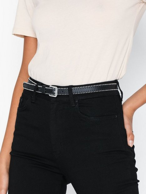 Only Onllara Nit Jeans Belt Acc Bälten & Skärp