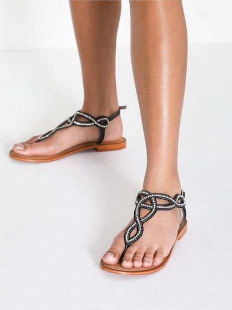 Billede af Vero Moda Vmliv Leather Sandal Sandaler