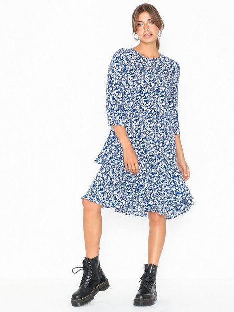 Billede af Pieces Pccarry 3/4 Dress Langærmede kjoler