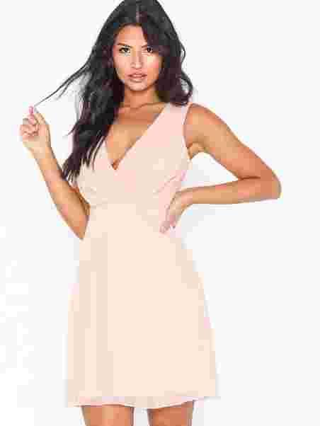 e292a3cce918 Shoppa Vialli S/L Dress/Dc - Online Hos Nelly.com