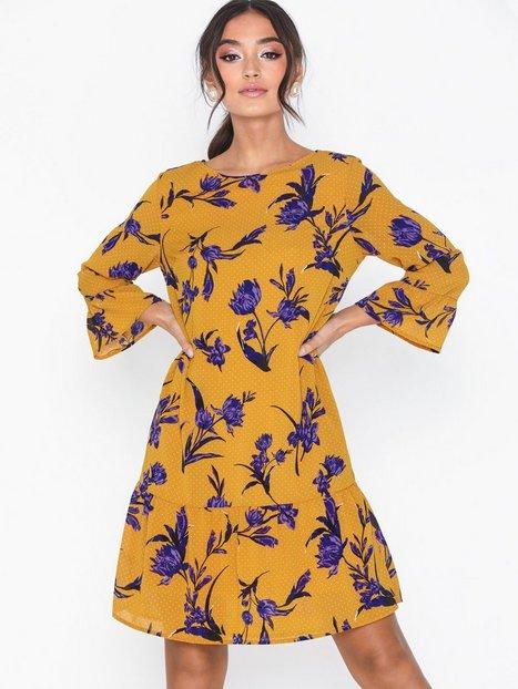 Billede af Pieces Pcbridget 3/4 Dress Loose fit dresses