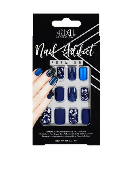 Billede af Ardell Nail Addict Kunstige negle Blå