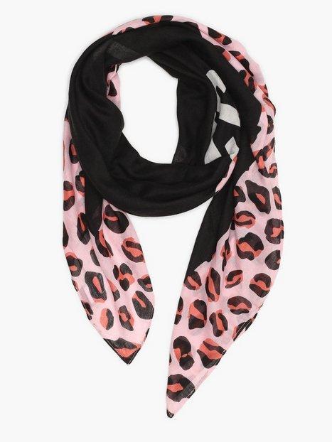 Billede af Tommy Hilfiger Tjw Leopard Scarf Halstørklæder & scarves