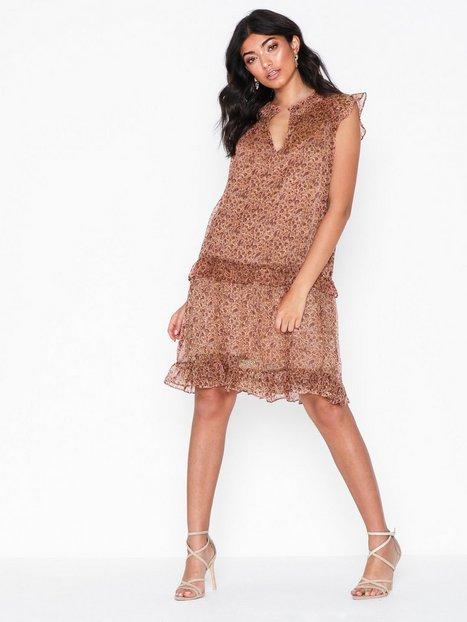 Billede af Neo Noir Aysha Printed Dress Loose fit
