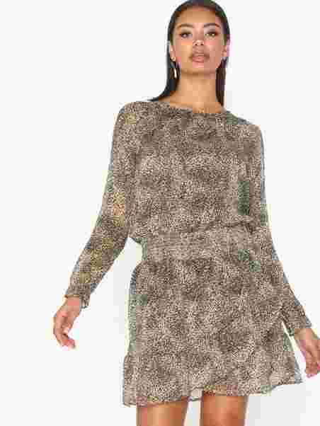 9cc1f11b00b Cece Printed Dress - Neo Noir - Desert - Dresses - Clothing - Women ...