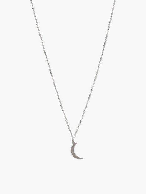 Billede af MINT By TIMI Crescent Moon Necklace Halskæder