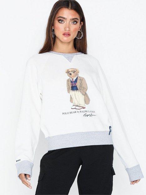 Billede af Polo Ralph Lauren Bear Cn-Long Sleeve-Knit Sweatshirts