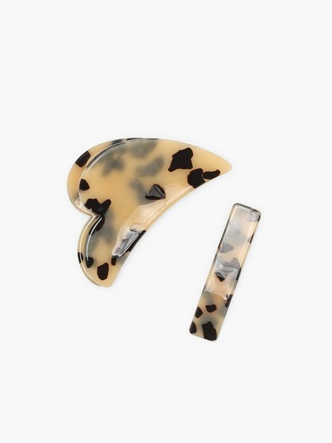 Billede af Pieces Pcachan Hair Shark 2-Pack D2D Håraccessories