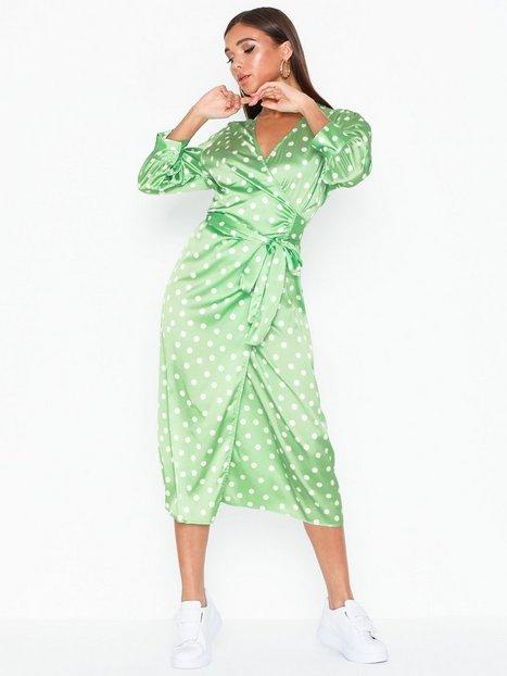Billede af Aéryne Cowry dot dress Loose fit dresses