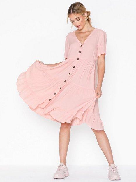 Billede af Pieces Pclina Ss Dress D2D Loose fit dresses
