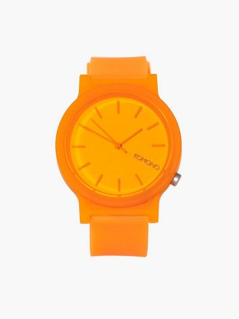 Mono Klockor Orange
