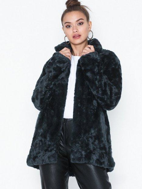 Billede af Tiger Of Sweden Jeans Minimal Coat Faux fur