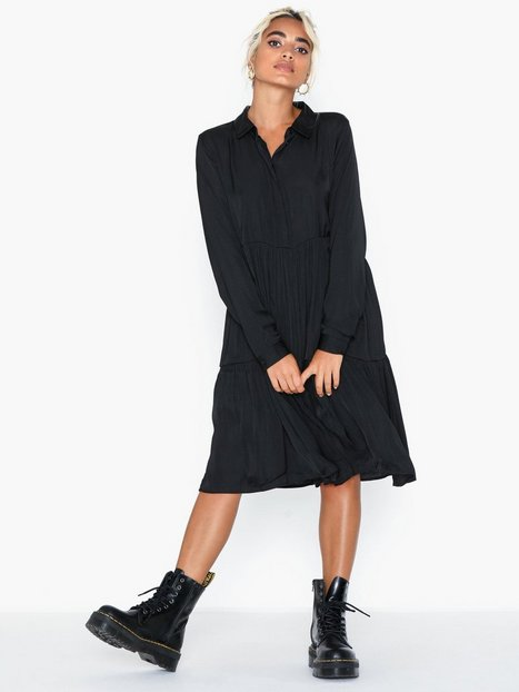 Billede af Jacqueline de Yong Jdyappa L/S Shirt Dress Wvn Loose fit dresses