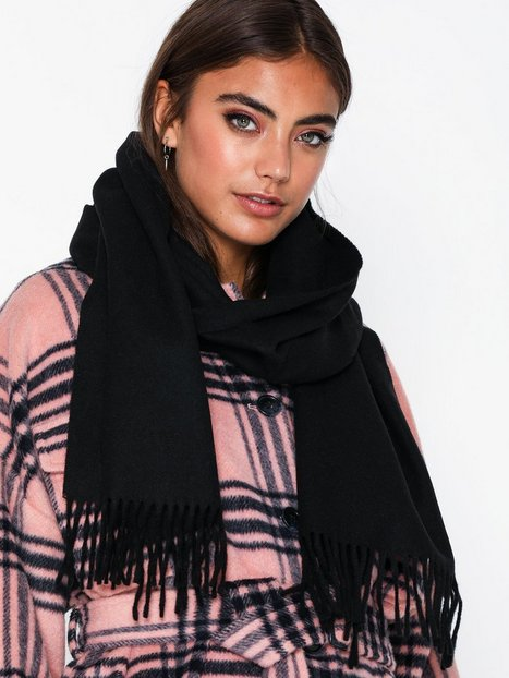 Gant Solid Wool Scarf Halsdukar & Scarves