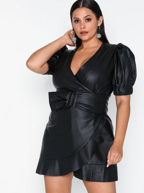 Billede af NLY Trend Flirty PU Dress Loose fit