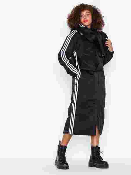 Adidas Originals Hoodie Jacke Parka gepolsterte png