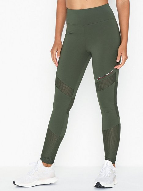 Tommy Sport Blocked Legging Full Length Träningstights