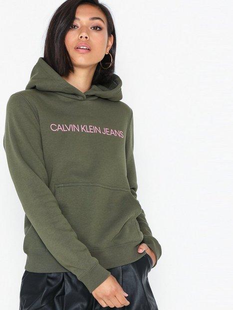 Calvin Klein Jeans Institutional Hoodie Hoods