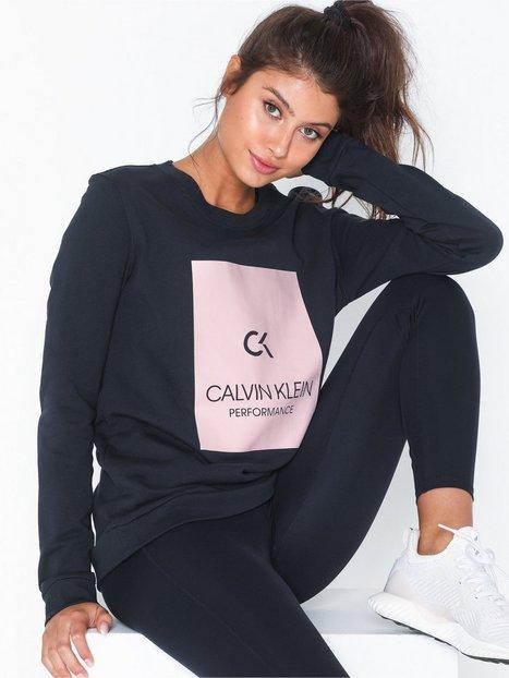 Billede af Calvin Klein Performance Billboard Pullover Sweatshirts