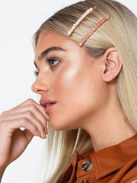Billede af Vero Moda Vmpinja Pearl Hairpin 4-Pack Håraccessories