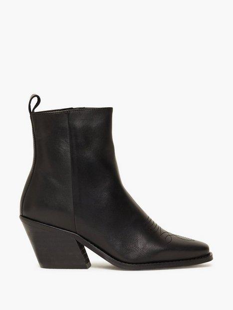 Billede af Vero Moda Vmpala Leather Boot Heel