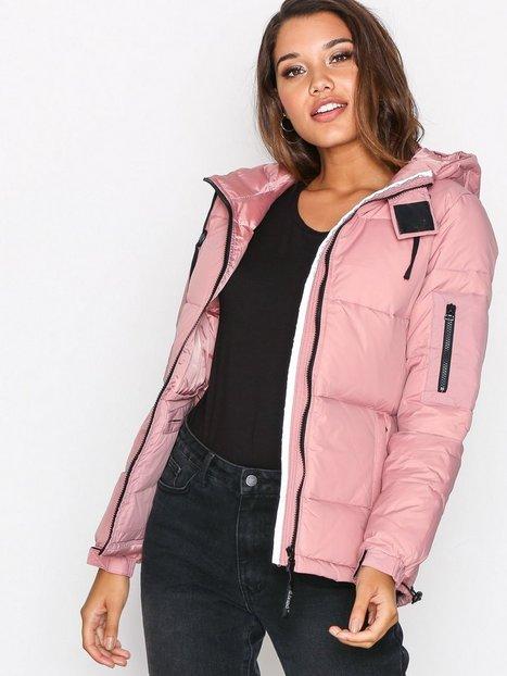 Billede af D Brand Eskimå Down Jacket Dunjakker Dusty Pink