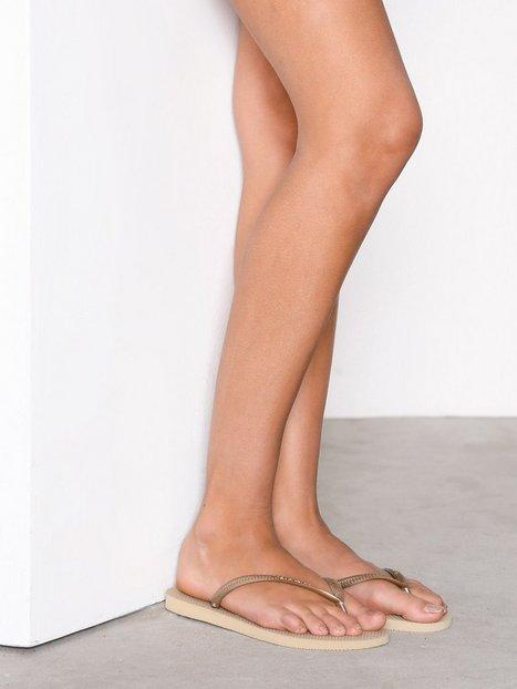 Billede af Havaianas Slim Flip-Flops Sand Grey