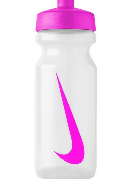 Billede af Nike Big Mth Water Bottle Vandflaske Hvid/lyserød