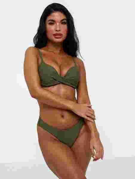 5bb9278e22dc Brazilian Bikini Panty - Nly Beach - Green - Bikinis - Swimwear ...