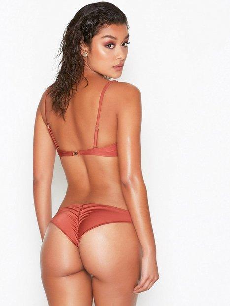 Billede af NLY Beach Brazilian Bikini Panty Trusser Bronze