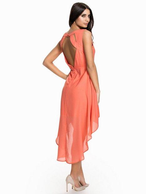 Cut Out Woven Dress