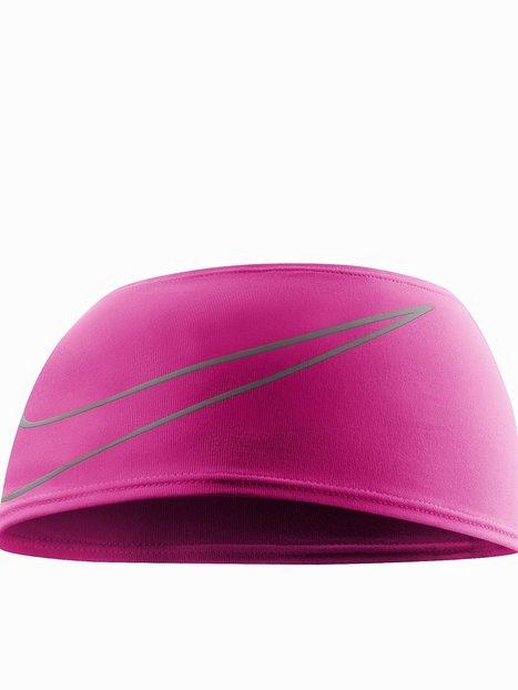 Billede af Nike Nike Run Headband Træningsaccessories Lyserød/Sølv