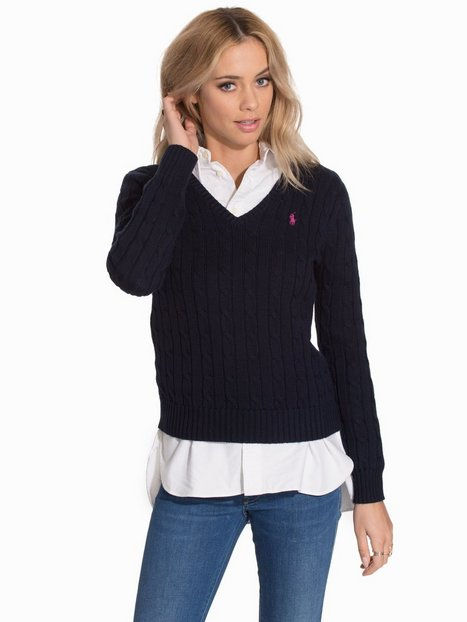 Back; Womens-fashion � Clothing � Jumpers \u0026 cardigans � Polo ralph lauren;  Kimberly sweater. Kimberly Sweater