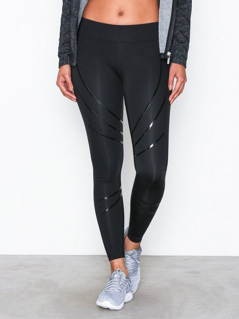 Billede af NLY SPORT Blk Compression Tights Kompressionstights Sort