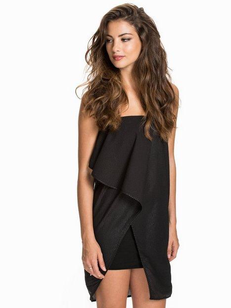Billede af AQ/AQ Creator Mini Dress Loose fit Sort