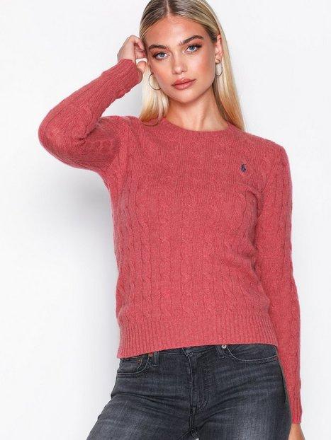 Billede af Polo Ralph Lauren Julianna Wool Sweater Strikkede trøjer