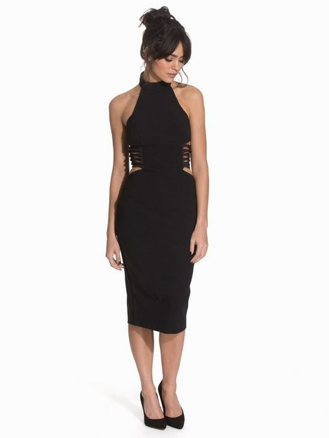 Billede af AQ/AQ Diaz Dress Kropsnære kjoler Black