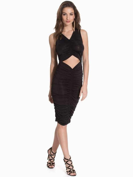 Super Ruch Midi Dress