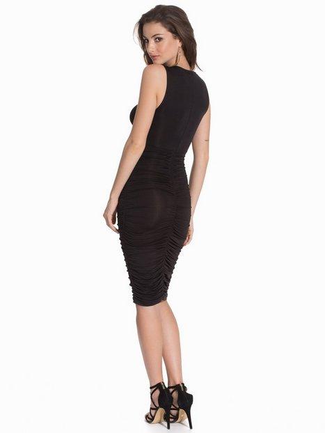 Super Ruch Midi Dress