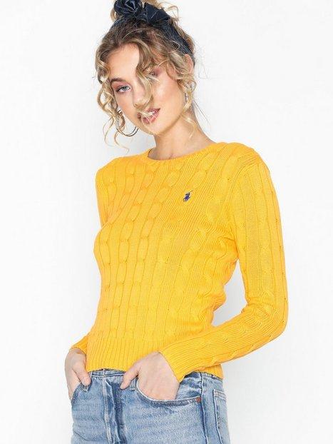 Billede af Polo Ralph Lauren Julianna-Classic-Long Sleeve-Sweater Strikkede trøjer