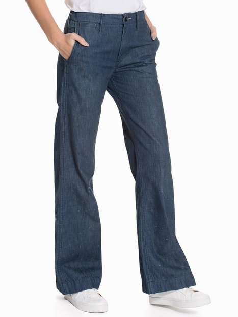Denim & Supply Ralph Lauren Wide Flare 5-Pocket Bootcut & Flare Denim thumbnail