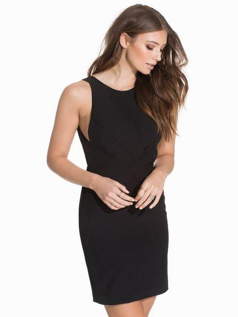 Billede af AQ/AQ Nytro Mini Dress Kropsnære kjoler Black