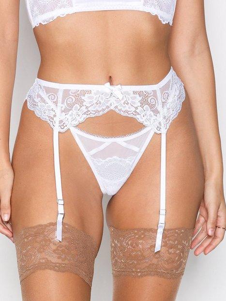 Billede af NLY Lingerie Lace Suspender Belt Shaping & support