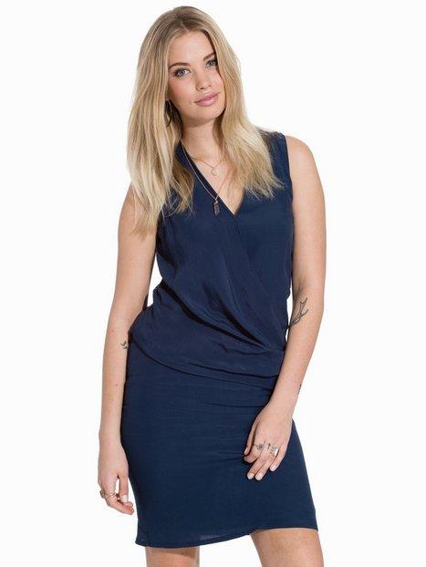 Billede af Soaked in Luxury Firola Dress Loose fit Marine