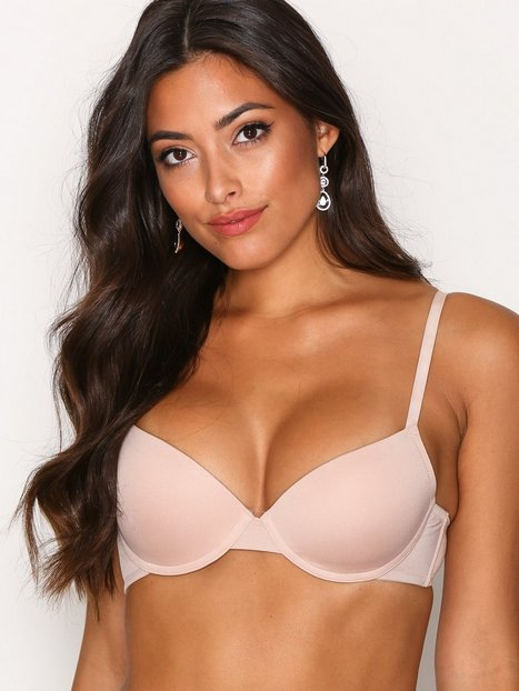 NLY Lingerie Sexy Push-Up Bra Push-up & Balconette BH Dusty Pink thumbnail