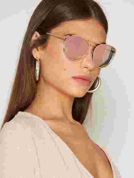 6ab94311ac68f Cherry Bomb - Quay Australia - Rose - Sunglasses - Accessories ...