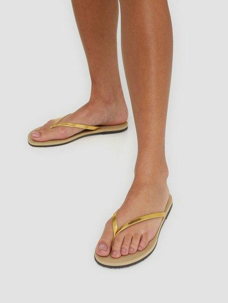 Billede af Havaianas You Metallic Flip-Flops Sand Grey