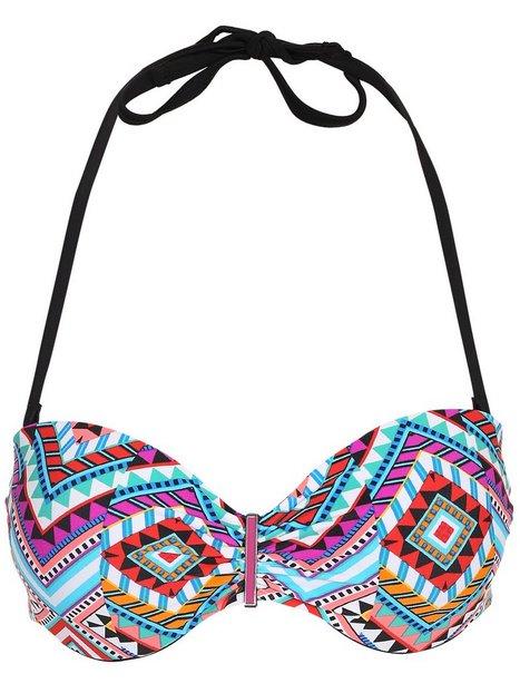 Modern Tribal Bikini Top